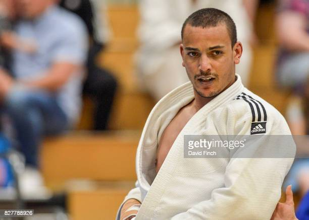 Elliot Stewart of Great Britain lost his u90kg team bronze medal contest to his Turkish opponent Ibrahim Bolukbasi by an ippon during the IBSA VI...