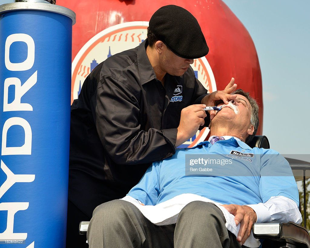 Keith Hernandez's 'Stache Shave For Charity Presented By Schick Hydro