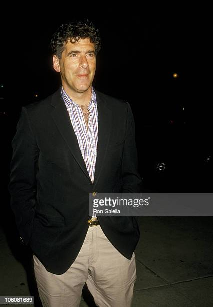 Elliott Gould during Elliott Gould at Matteo's Restaurant in Los Angeles California April 21 1987 at Matteo's Restaurant in Los Angeles California...