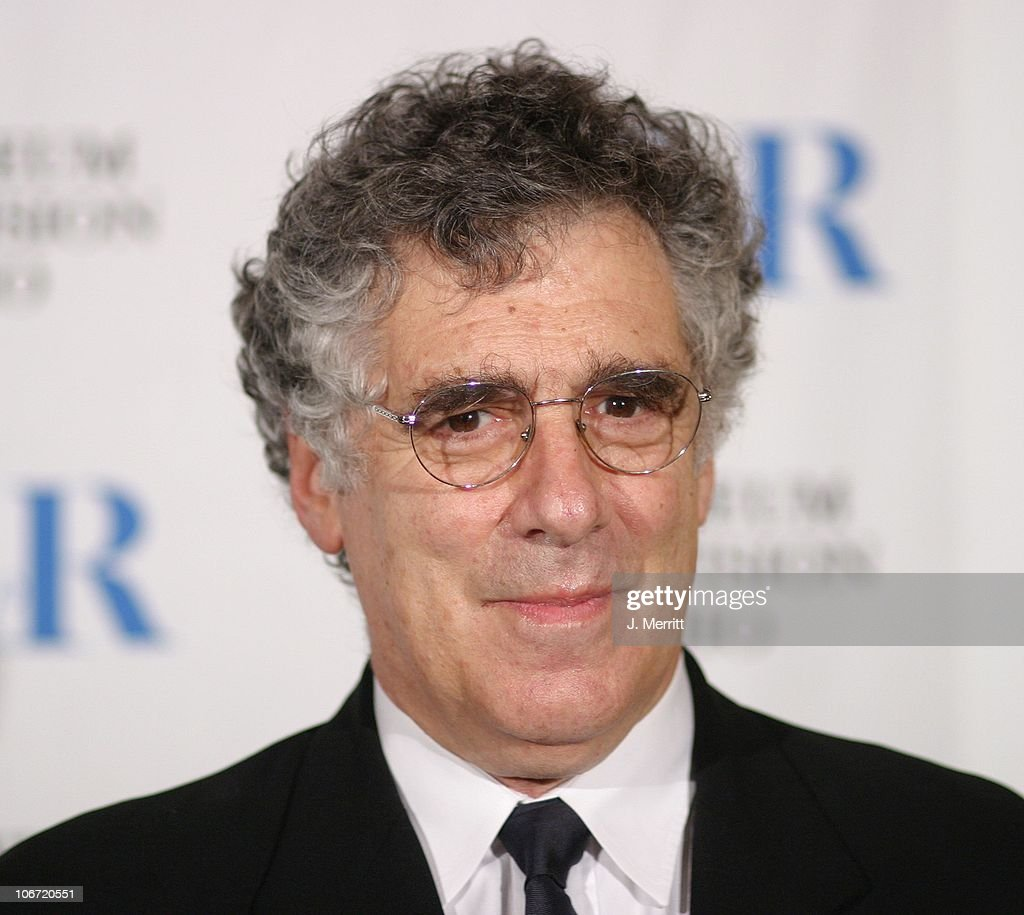 <a gi-track='captionPersonalityLinkClicked' href=/galleries/search?phrase=Elliott+Gould&family=editorial&specificpeople=213079 ng-click='$event.stopPropagation()'>Elliott Gould</a> during The Museum Of Television & Radio To Honor CBS News's Dan Rather And Friends Producing Team at The Beverly Hills Hotel in Beverly Hills, CA, United States.