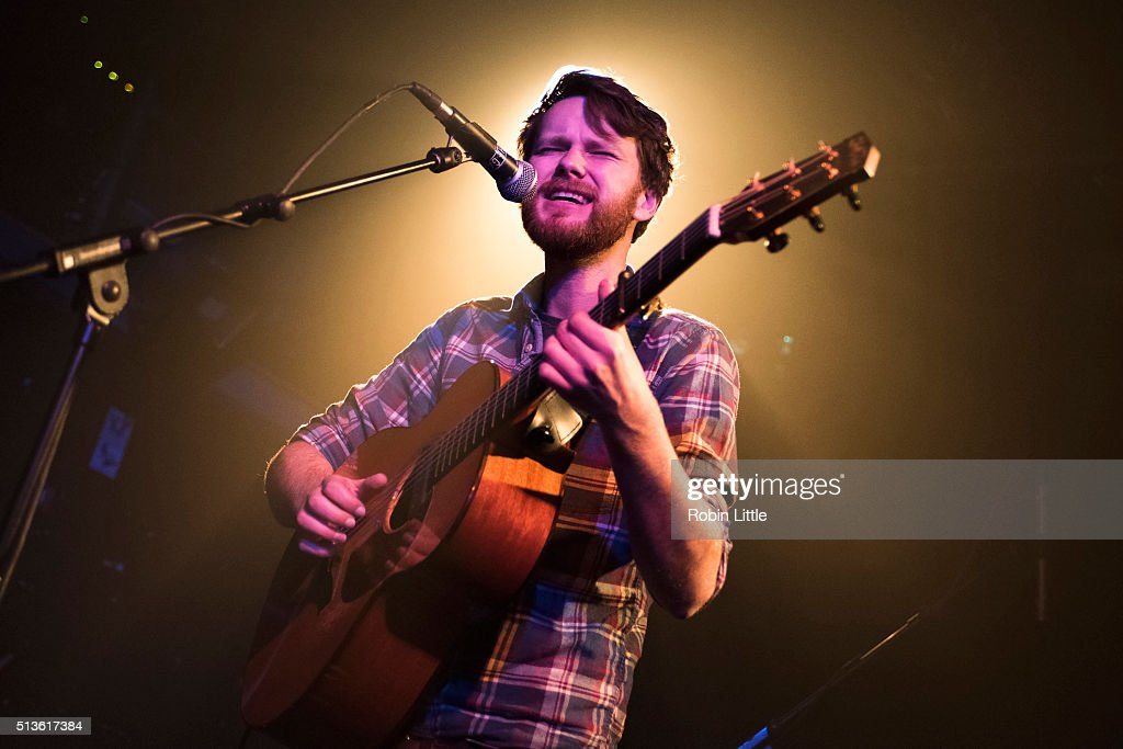 Elliott Morris performs at The Garage on March 3 2016 in London England