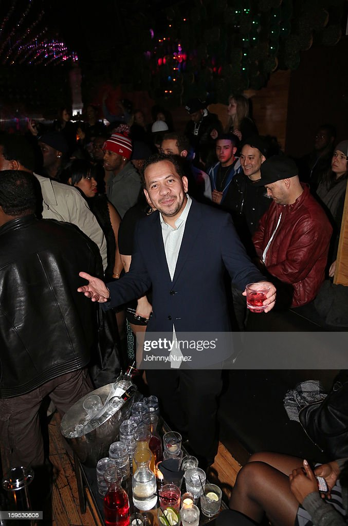 Elliott Wilson celebrates his birthday at Greenhouse on January 14, 2013 in New York City.