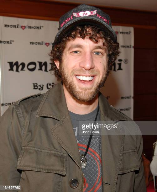 Elliott Yamin during Kari Feinstein's Style Lounge Presented by Budweiser Select Day 1 in Los Angeles California United States