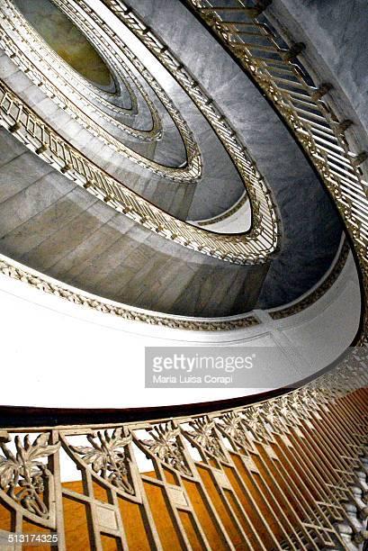 Elliptic staircase