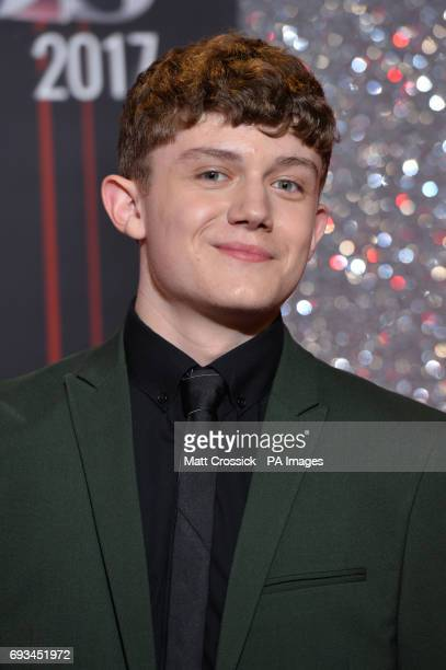 Ellis Hollins attending the British Soap Awards 2017 at The Lowry Salford Manchester PRESS ASSOCIATION Photo Picture date Saturday 3 June 2017 See PA...