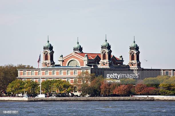 Ellis Island. New York City. USA.