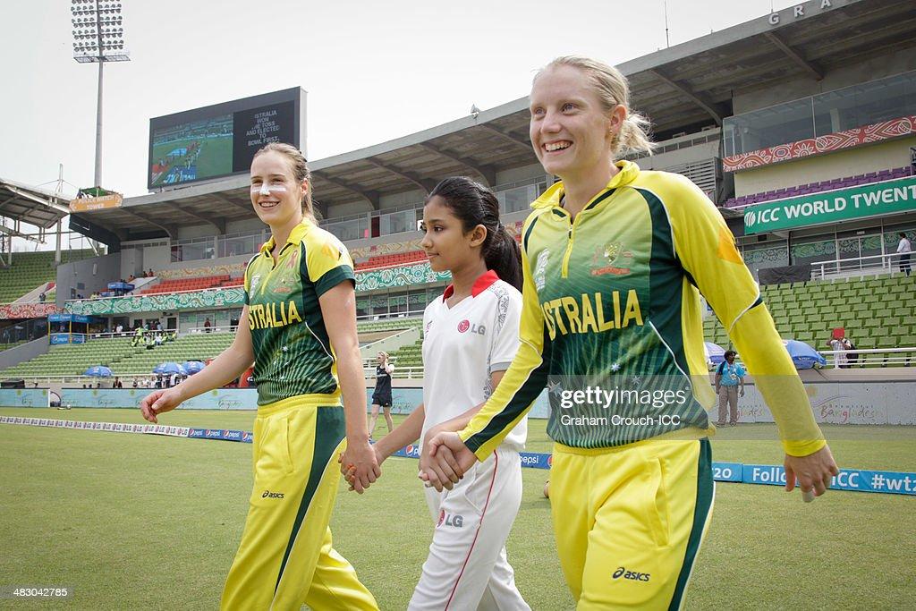 Alyssa Healy: Womens Final - ICC World Twenty20 Bangladesh 2014