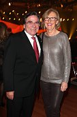 Elmar Wepper and his wife Anita during the 20th Annual Jose Carreras Gala on December 18 2014 in Rust Germany