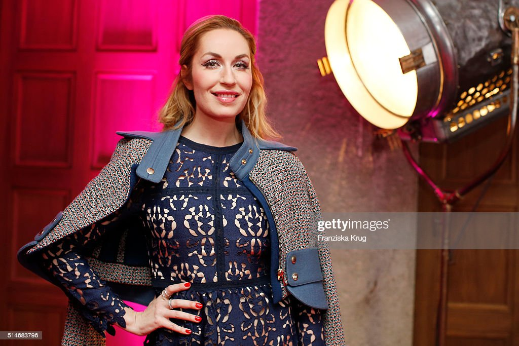 ElnaMargret zu BentheimSteinfurt attends the JT Touristik Celebrates ITB Party on March 10 2016 in Berlin Germany