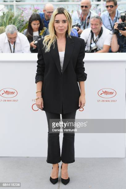 Elodie Bouchez attends Jury Camera D'Or Photocall during the 70th annual Cannes Film Festival at Palais des Festivals on May 18 2017 in Cannes France