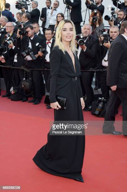 Elodie Bouchez attends the Closing Ceremony of the 70th annual Cannes Film Festival at Palais des Festivals on May 28 2017 in Cannes France