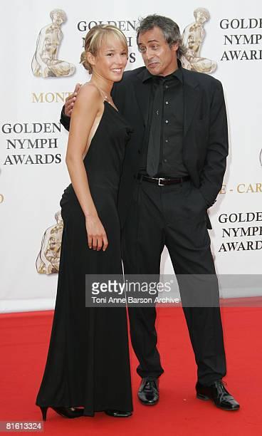 Elodie Fontan and Jean Michel Tinivelli