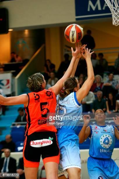 Elodie GODIN Bourges / Saint Amand 1e journee Ligue Feminine