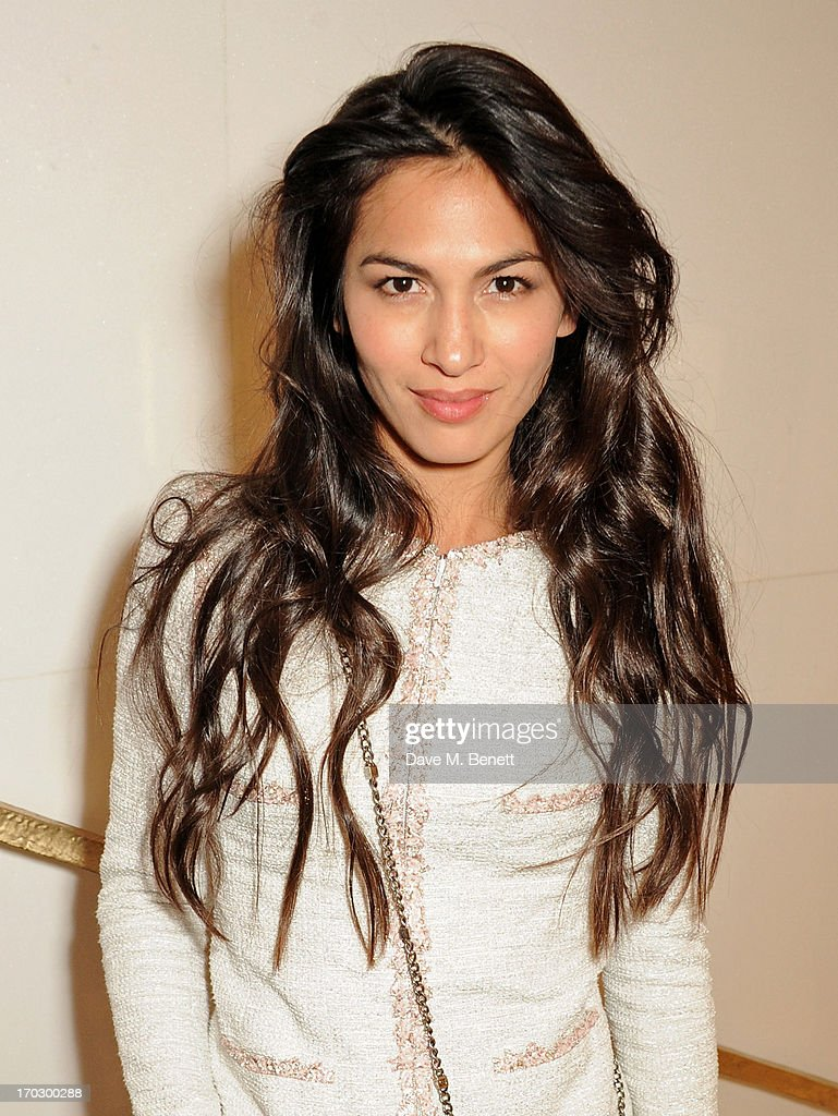 Elodie Yung attends a private view of the new CHANEL flagship boutique on New Bond Street on June 10, 2013 in London, England.