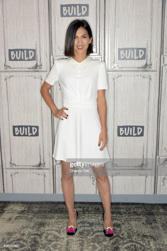 Build Presents Elodie Yung Discussing Her New Projects