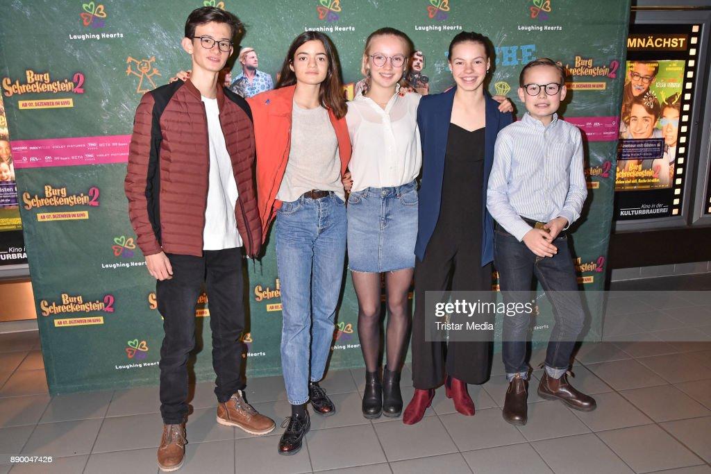 'Burg Schreckenstein 2' Premiere In Berlin
