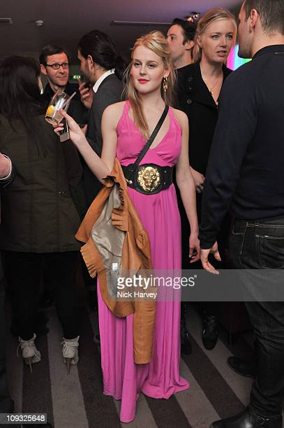Eloise Ringer attends the Temperley London After Party during London Fashion Week A/W 2011 on February 20 2011 in London England