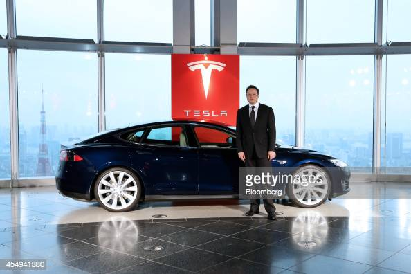 Tesla Motors Stock Photos And Pictures Getty Images