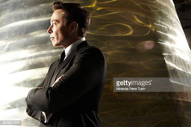 Elon Musk is photographed for Elle China on August 22 2013 in Los Angeles California PUBLISHED IMAGE