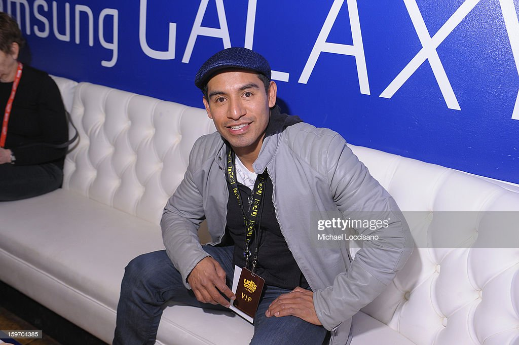 Eloy Mendez attends Night 1 of Samsung at Village At The Lift 2013 on January 18, 2013 in Park City, Utah.