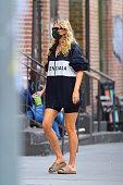 Celebrity Sightings In New York City - September 27,...