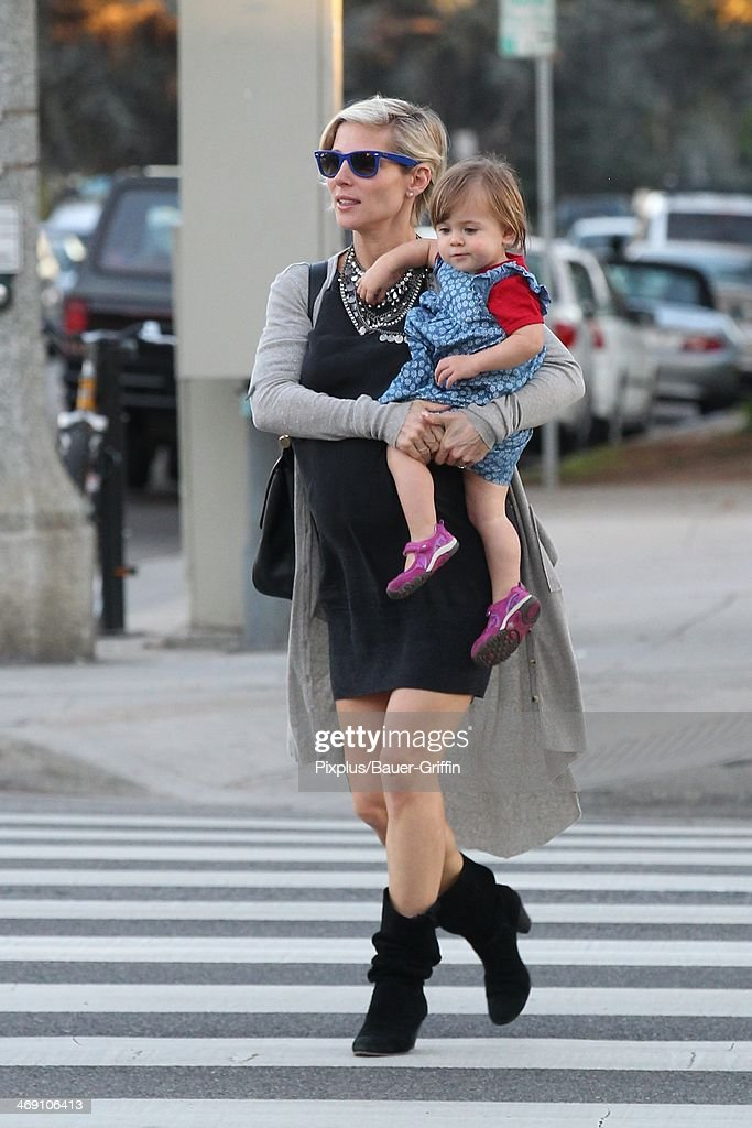 <a gi-track='captionPersonalityLinkClicked' href=/galleries/search?phrase=Elsa+Pataky&family=editorial&specificpeople=242789 ng-click='$event.stopPropagation()'>Elsa Pataky</a> and daughter India Hemsworth are seen on February 12, 2014 in Los Angeles, California.