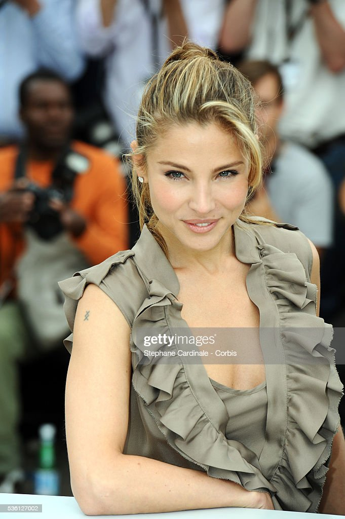 Elsa Pataky at the Photocall for 'Homage To The Spanish Cinema' during the 63rd Cannes International Film Festival