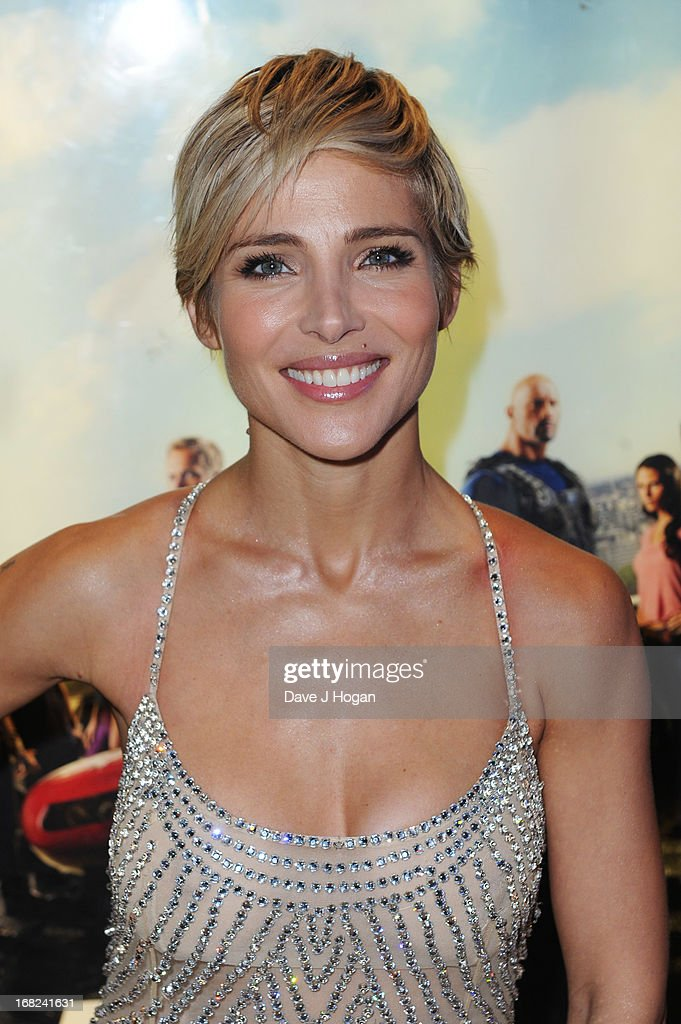 Elsa Pataky attends the world premiere of 'Fast And Furious 6' at The Empire Leicester Square on May 7, 2013 in London, England.