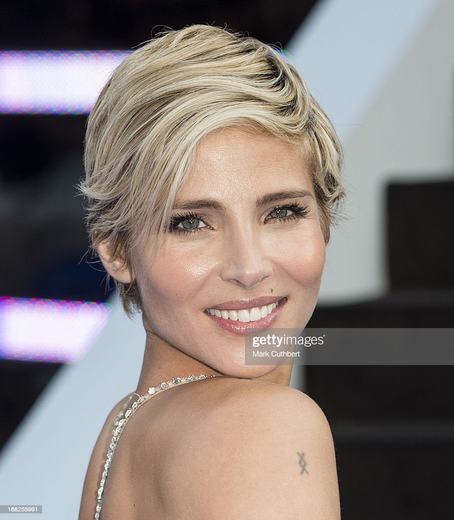 Elsa Pataky attends the World Premiere of ''Fast & Furious 6'' at Empire Leicester Square on May 7, 2013 in London, England.