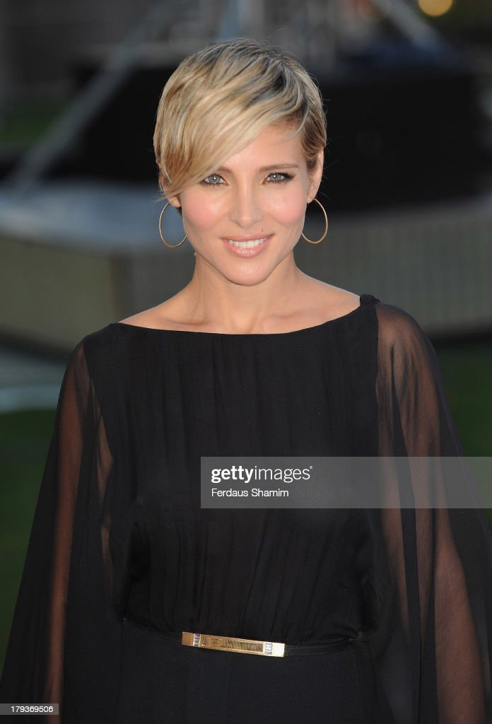 Elsa Pataky attends the World Premiere of 'Rush' at Odeon Leicester Square on September 2, 2013 in London, England.