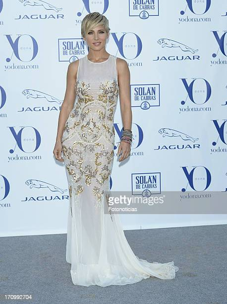 Elsa Pataky attends 'Yo Dona' International Awards 2013 at Finca La Munoza on June 20 2013 in Madrid Spain