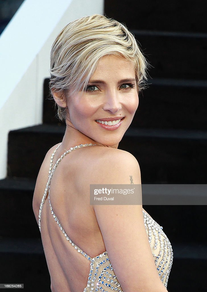 Elsa Pataty attends The UK Film Premiere of The Fast And The Furious 6 at The Empire Cinema on May 7, 2013 in London, England.
