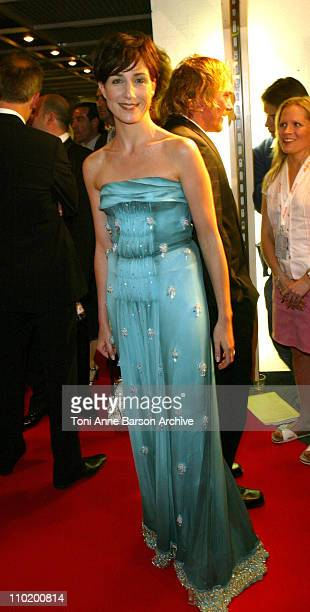 Elsa Zylberstein during 2004 Cannes Film Festival 'Modigliani' Premiere at Palais Du Festival in Cannes France
