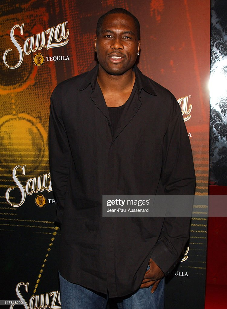 <a gi-track='captionPersonalityLinkClicked' href=/galleries/search?phrase=Elton+Brand&family=editorial&specificpeople=201501 ng-click='$event.stopPropagation()'>Elton Brand</a> during Sauza Tequila Cinco de Mayo Celebration Hosted by Carmen Electra - Arrivals at The Velvet Margarita in Hollywood, California, United States.
