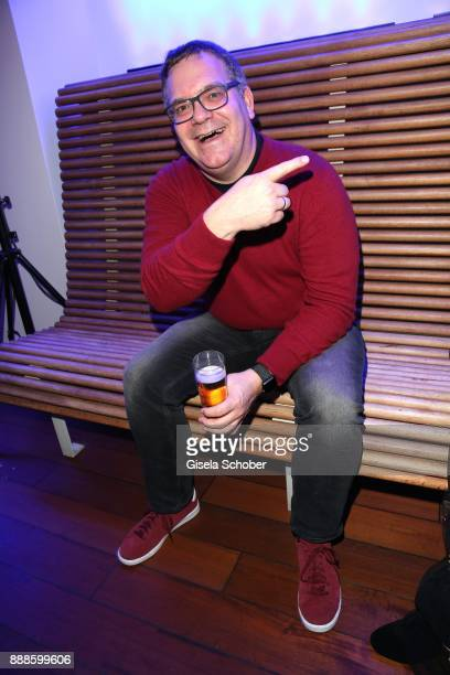 Elton during the ARD advent dinner hosted by the program director of the tv station Erstes Deutsches Fernsehen at Hotel Bayerischer Hof on December 8...