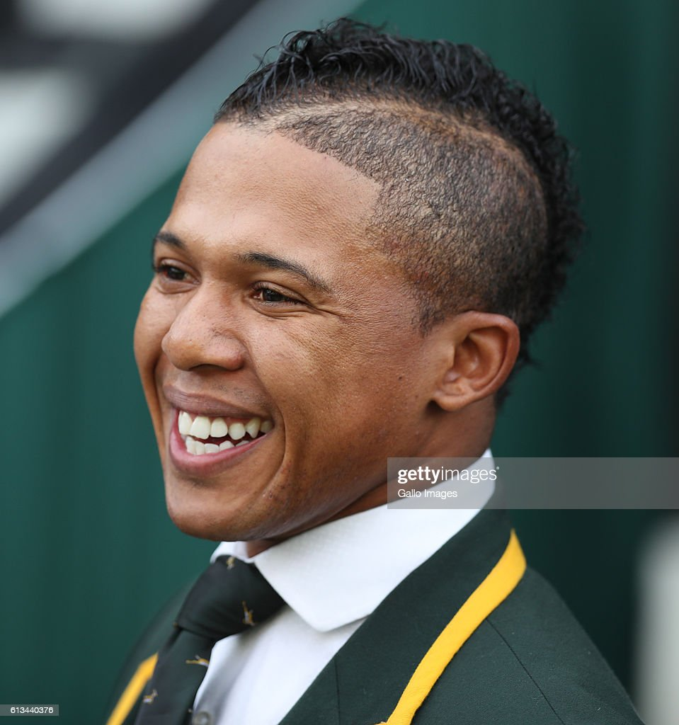 The Rugby Championship: South Africa v New Zealand