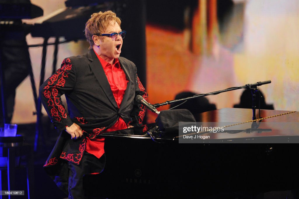 <a gi-track='captionPersonalityLinkClicked' href=/galleries/search?phrase=Elton+John&family=editorial&specificpeople=171369 ng-click='$event.stopPropagation()'>Elton John</a> performs at day 12 of the iTunes Festival 2013 at The Camden Roundhouse on September 12, 2013 in London, England.