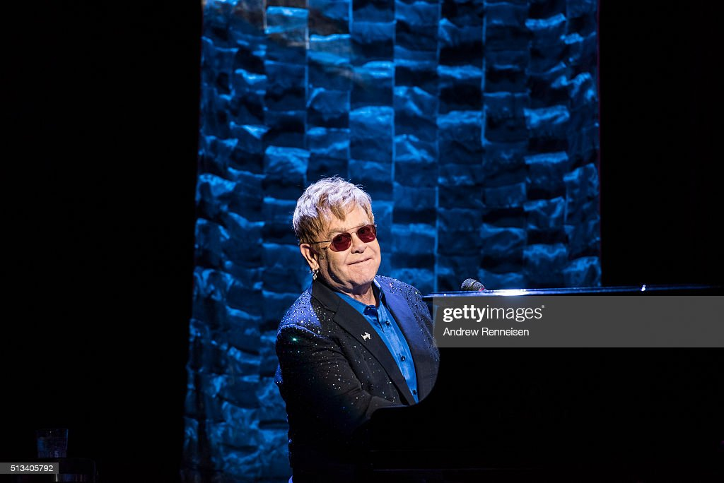 <a gi-track='captionPersonalityLinkClicked' href=/galleries/search?phrase=Elton+John&family=editorial&specificpeople=171369 ng-click='$event.stopPropagation()'>Elton John</a> performs during a fundraiser for Democratic presidential candidate Hillary Clinton at Radio City Music Hall on March 2, 2016 in New York City. Clinton won seven states in yesterday's Super Tuesday.