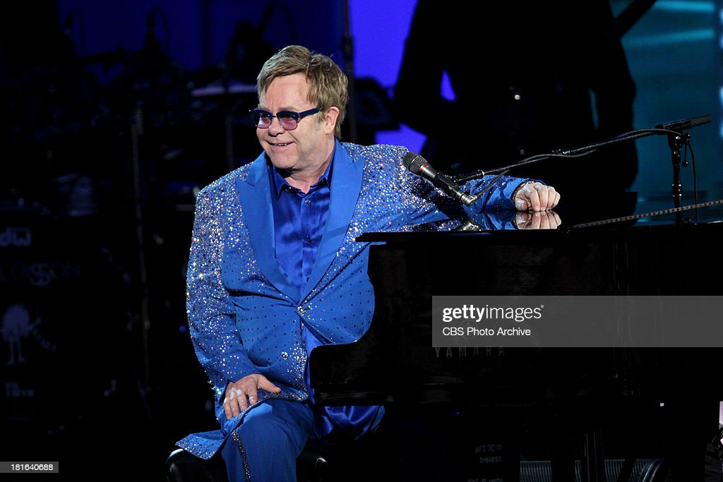 <a gi-track='captionPersonalityLinkClicked' href=/galleries/search?phrase=Elton+John&family=editorial&specificpeople=171369 ng-click='$event.stopPropagation()'>Elton John</a> performs during the 65th Primetime Emmy Awards which will be broadcast live across the country 8:00-11:00 PM ET/ 5:00-8:00 PM PT from NOKIA Theater L.A. LIVE in Los Angeles, Calif., on Sunday, Sept. 22 on the CBS Television Network.