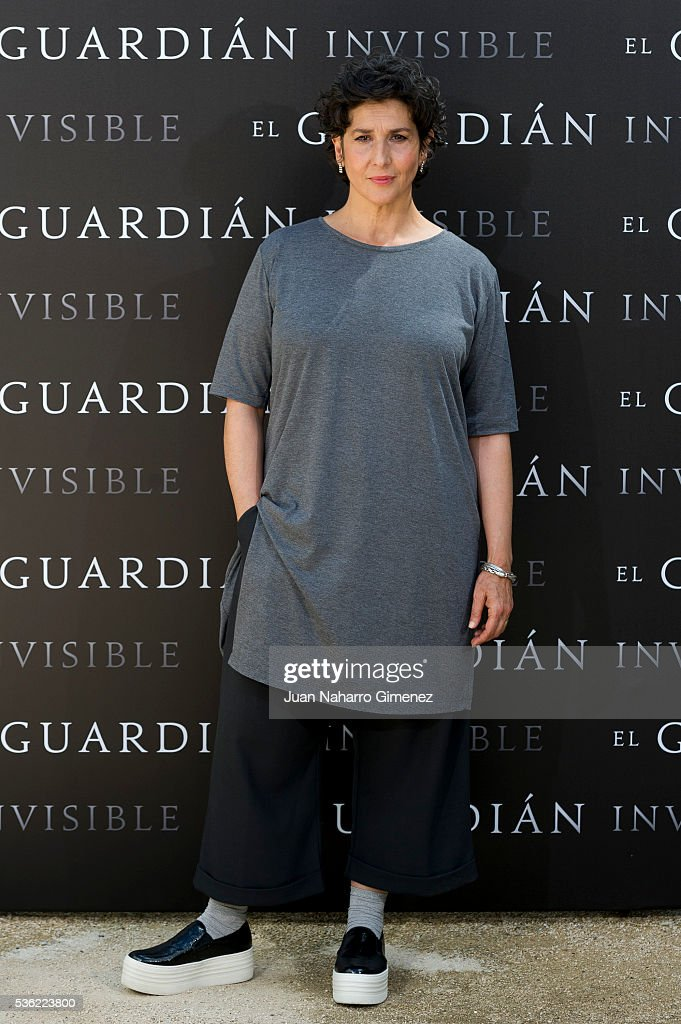 <a gi-track='captionPersonalityLinkClicked' href=/galleries/search?phrase=Elvira+Minguez&family=editorial&specificpeople=789670 ng-click='$event.stopPropagation()'>Elvira Minguez</a> attends 'EL Guardian Invisible' photocall on May 31, 2016 in Madrid, Spain.