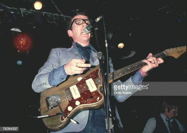 Elvis Costello 1977 at the Whisky A Go Go in Los Angeles CA