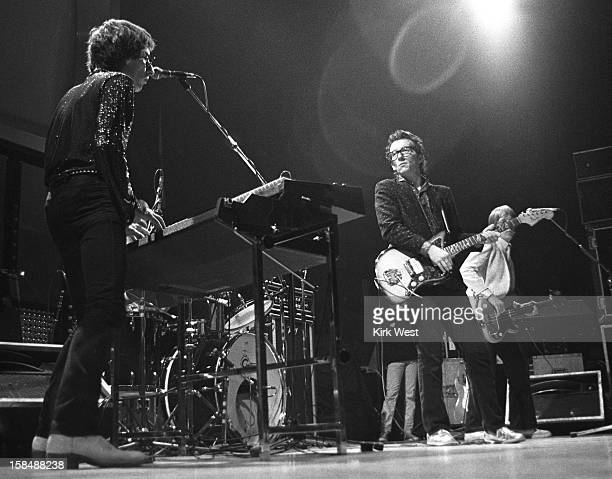 Elvis Costello performs at Park West Chicago Illinois March 14 1979