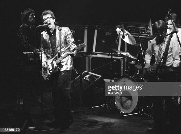 Elvis Costello performs at the Aragon Ballroom Chicago Illinois March 10 1979