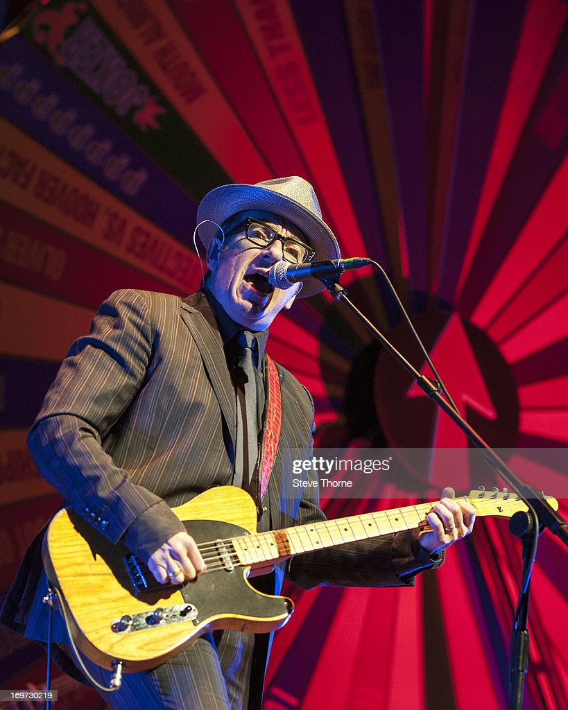 <a gi-track='captionPersonalityLinkClicked' href=/galleries/search?phrase=Elvis+Costello&family=editorial&specificpeople=206830 ng-click='$event.stopPropagation()'>Elvis Costello</a> performs on stage at Symphony Hall on May 31, 2013 in Birmingham, England.