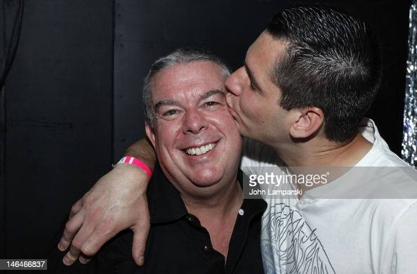 Elvis Duran and Alex Carr...