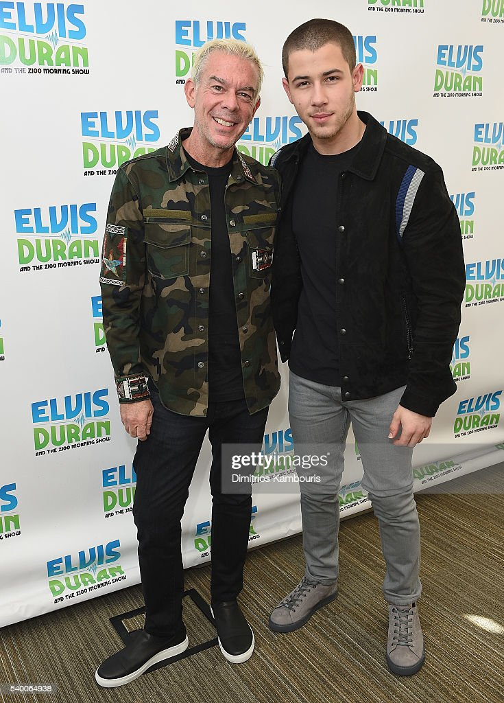 "Nick Jonas Visits ""The Elvis Duran Z100 Morning Show ..."