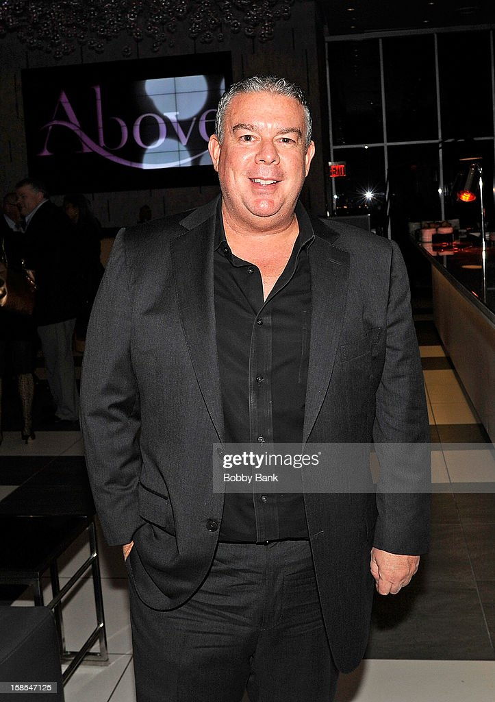 Elvis Duran attends 2012 Staten Island Zoo Christmas Party Hosted By Elvis Duran at Staten Island Hilton on December 18, 2012 in New York City.