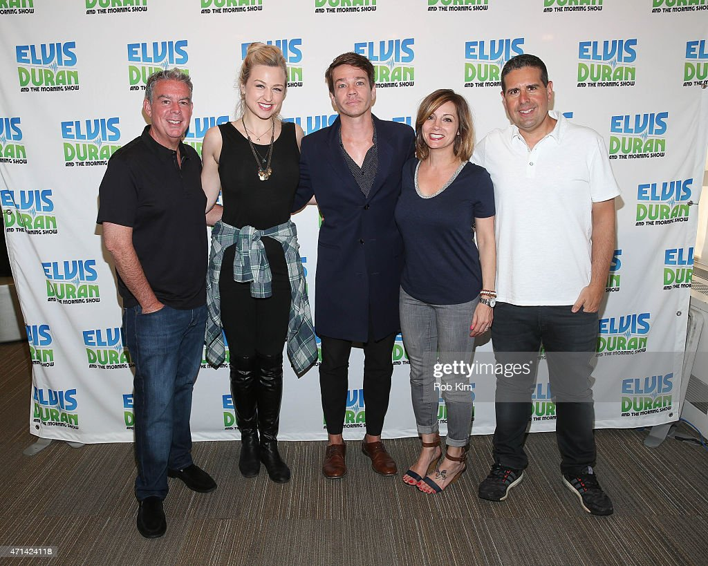 "Nate Ruess Visits ""The Elvis Duran Z100 Morning Show ..."