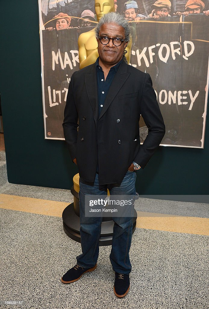 Elvis Mitchell attends The Academy Of Motion Picture Arts And Sciences' Premiere Of 'Portrait Of Jason' at Linwood Dunn Theater at the Pickford Center for Motion Study on May 10, 2013 in Hollywood, California.