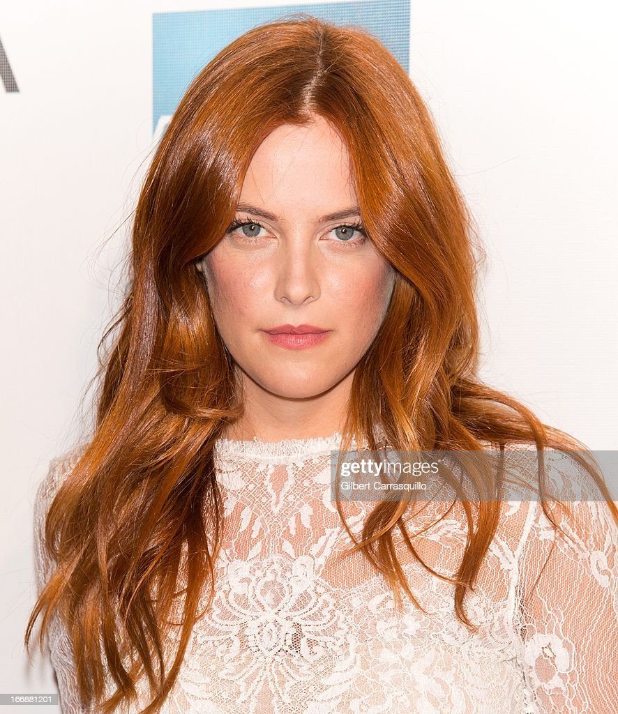 Elvis Presley's granddaughter actress/model Riley Keough attends the 'Mistaken for Strangers' premiere during the opening night of the 2013 Tribeca Film Festival at BMCC Tribeca PAC on April 17, 2013 in New York City.